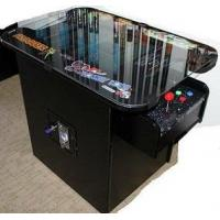 China 60 in 1 cocktail arcade with coin op on sale
