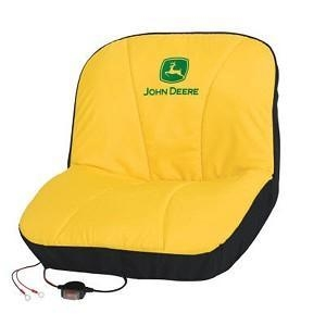john deere gator and riding mower heated seat cover lp21787 42654092. Black Bedroom Furniture Sets. Home Design Ideas