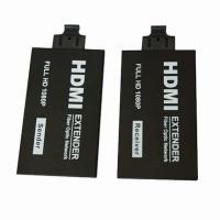 Buy cheap 120M HDMI HD Extender By Single CAT5e /CAT6 Cable HE0120A product