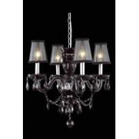 China Chandelier with shades 7834D17B+SH-R4B wholesale
