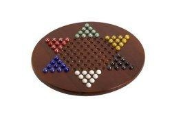 "Quality 15"" Jumbo Chinese Checkers with Marbles for sale"