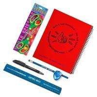 China 7 Piece Left-Handed School Supplies for Lefties Over 8 on sale