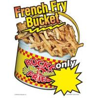 Buy cheap French Fry Supplies French Fry decal product