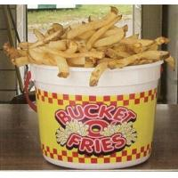 """Buy cheap French Fry Supplies 48oz """"Bucket of Fries"""" 160 per case product"""