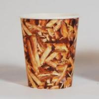 """Buy cheap French Fry Supplies 16oz Paper """"Real"""" Look Fry Cup 1000/cs product"""