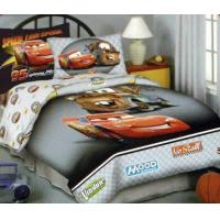 Buy cheap Disney Cars 4 Piece Comforter Set Size Full from wholesalers