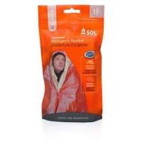 Product Index Adventure Medical SOL Emergency Blanket, One Person
