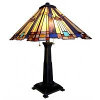 Buy cheap Tiffany Table Lamps Traditional Mission Tiffany Table Lamp - 24