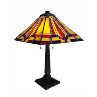 Buy cheap Tiffany Table Lamps Dad's Tie Mission Tiffany Table Lamp - 23