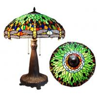 Buy cheap Tiffany Table Lamps Banded Dragonfly Table Lamp from wholesalers