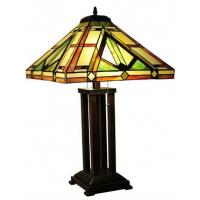 Buy cheap Tiffany Table Lamps Desert Sunset Mission Tiffany Table Lamp - 25