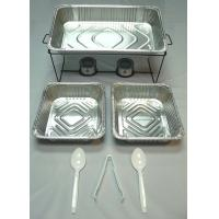 China Buffet Chafer Chafing Serving Kit on sale