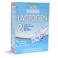 Buy cheap Nestle Lactogen 2 Follow up Infant Formula 500gm from wholesalers