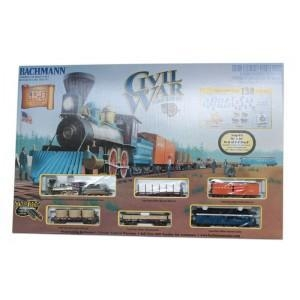 Quality Static Railway Models (2) Bachmann USA Civil War - Union for sale