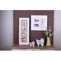 Buy cheap Wooden Wall Decoration decorative wall hanging wooden board frame product