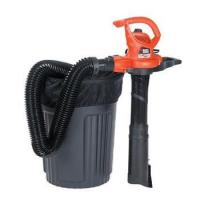 Buy cheap Black & Decker LH4500A 12 Amp Two Speed LEAFHOG Handheld Electric Mulcher Blower Vac product