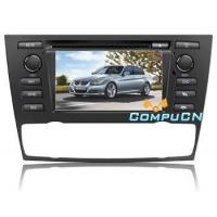 BMW E90 DVD GPS Radio System With 6.2 Inch HD Touch Screen, Steering Wheel Control