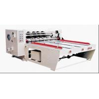 Buy cheap Slotting Slitting and Creasing Machine product