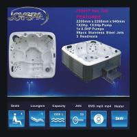 Buy cheap HotTubs JY8017 product
