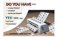 Buy cheap Business Card Cutter CardMate product