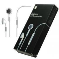 Buy cheap Apple Earphones with Remote and Mic product