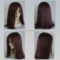 Buy cheap Mono Top Wig undetectable hair wigs product