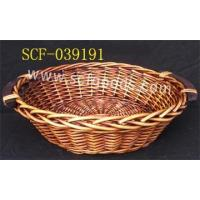 Buy cheap Willow basketray SCF-039191 from wholesalers