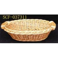 Buy cheap Willow basketray SCF-037311 from wholesalers