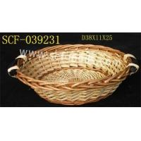 Buy cheap Willow basketray SCF-039231 from wholesalers