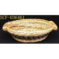 Buy cheap Willow basketray SCF-036461 from wholesalers