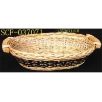 Buy cheap Willow basketray SCF-037071 from wholesalers