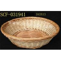 Buy cheap Willow basketray SCF-031941 from wholesalers