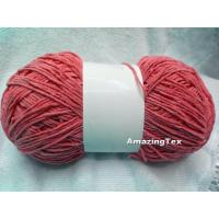 Buy cheap Yarn series Product name:Acrylic chenille yarn for knitting patterns product