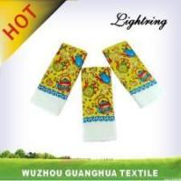Buy cheap Kitchen Product Tea Party Cotton Reactive Printing Tea Towel product