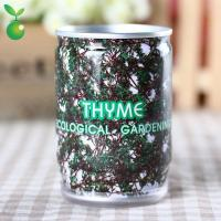 Buy cheap Flowers&Grass Thyme/Flower In Can/Office Mini Plants/DIY Planting product