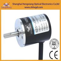 Buy cheap S25-J3N360 DC5V small rotary encoder solid shaft from wholesalers