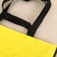 China PP Woven Bag New Style Yellow PP Woven Bag With Lamination wholesale