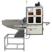 Buy cheap S103 High Speed Single Color Automatic Rotary Screen Printing Machine product