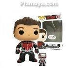 Buy cheap Funko Funko Marvel Ant-Man Funko POP! Marvel Ant Man Exclusive Vinyl Figure #87 [Unmasked] product