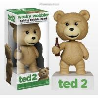 Buy cheap Funko Wacky Wobbler - Ted2Ted (Talking) product