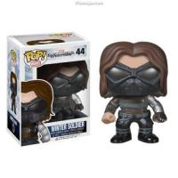 Buy cheap Funko Funko POP Heroes: Captain America Movie 2 - Winter Soldier Action Figure product