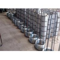 High Tension Hot Dipped Galvanized Iron Wire Strong Corrosion Resistance
