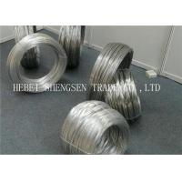 Low Relaxation Electro Galvanized Wire Q195 Electro Galvanized Iron Wire