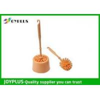 Various Style Bathroom Cleaning Accessories Toilet Brush Holder Set OEM Acceptable