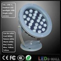 LED Spotlight Hot selling to North America of 24W LED Flood Light OSL-24W-A