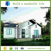 2017 Easy install prefab kit home for labor