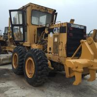 China used year -2008 CAT 140H grader for sale, Grader Heavy Equipment With Push Block on sale