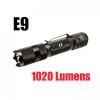Buy cheap Powertac E9 High Lumen LED Flashlight Portable Strong Lighting Device product