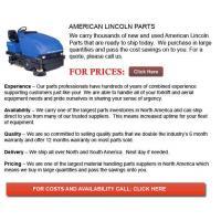 Buy cheap American Lincoln Part from wholesalers