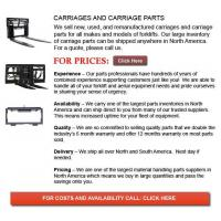 Buy cheap Carriages from wholesalers